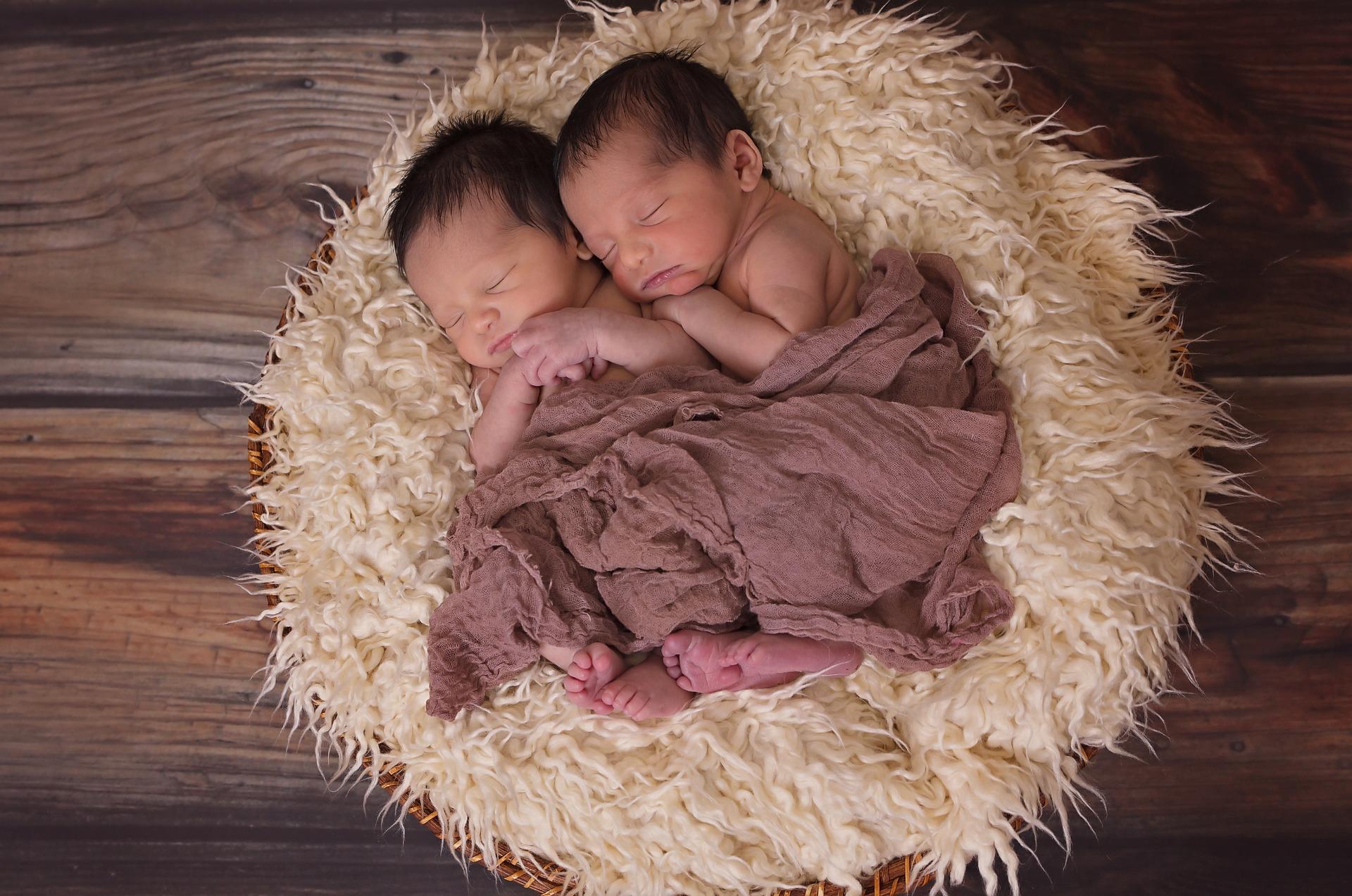 Ter gêmeos tem haver com a minha genética?
